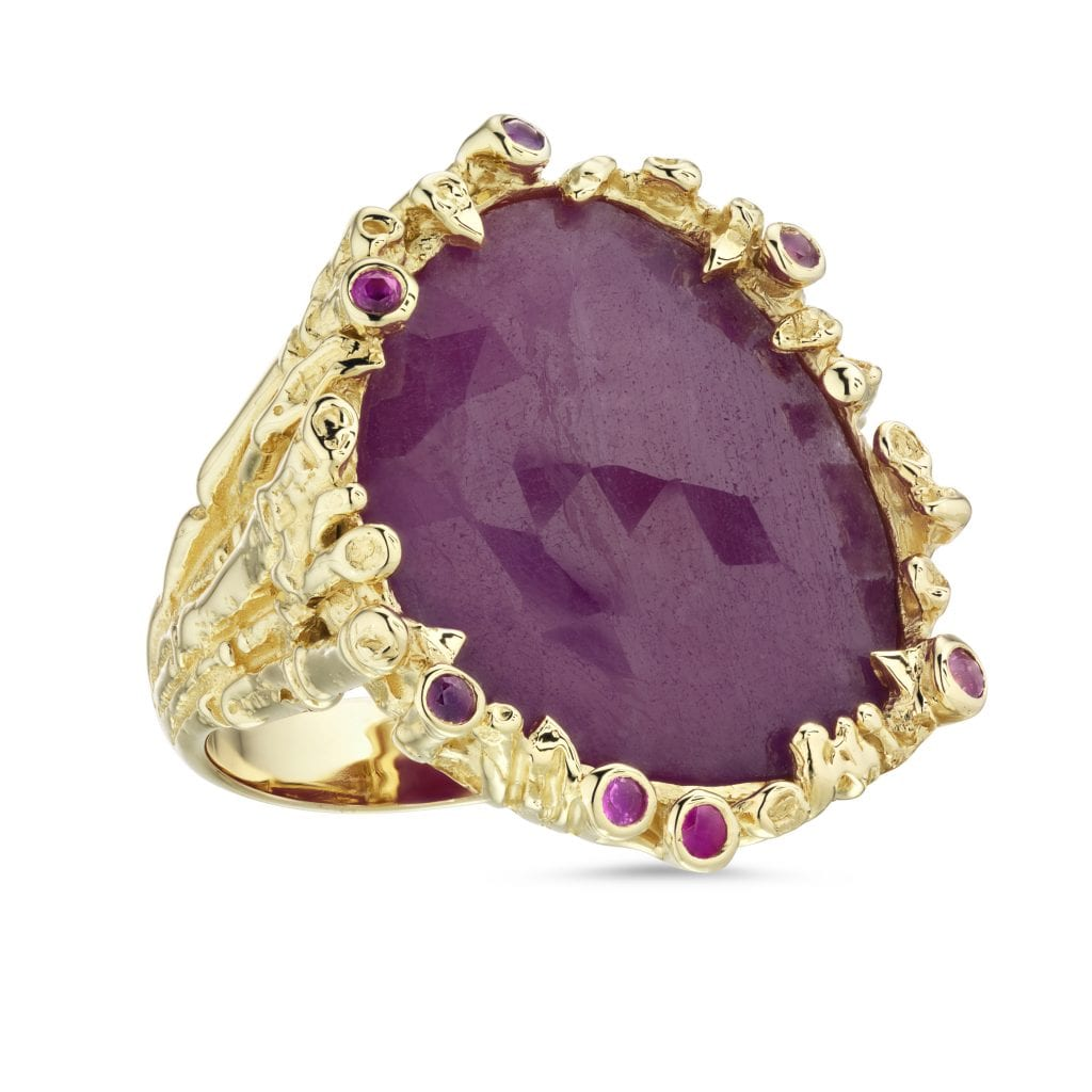 catbird ruby leda the swan rubies ring save annex jewellery