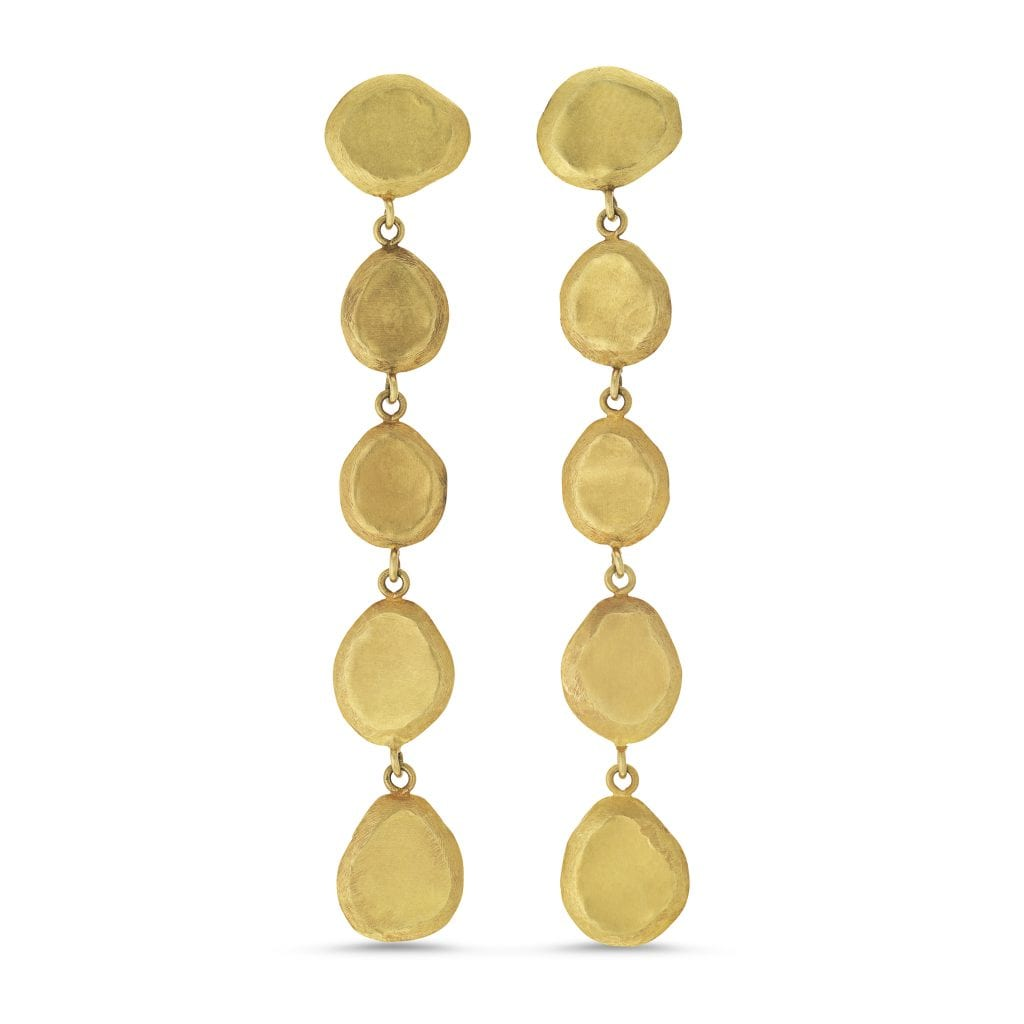 chain jewellery jewels drop carat gold earrings shop roseheart